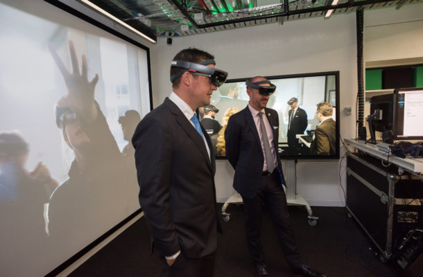 0fd85d167811 CSIRO opens new Augmented Reality lab - First 5000 - First 5000