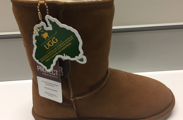 5a0e0172dae Crackdown on fake 'Australian' ugg boots - First 5000 - First 5000