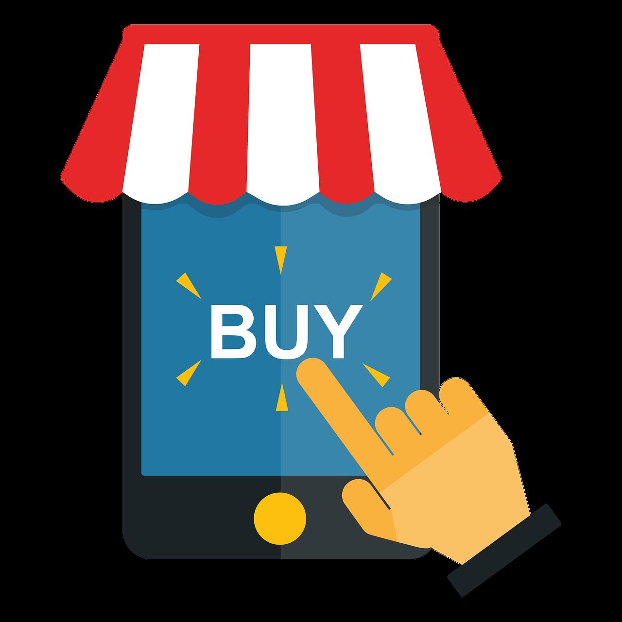 buying via phone